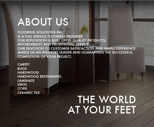 Flooring Solutions Inc: About Us.